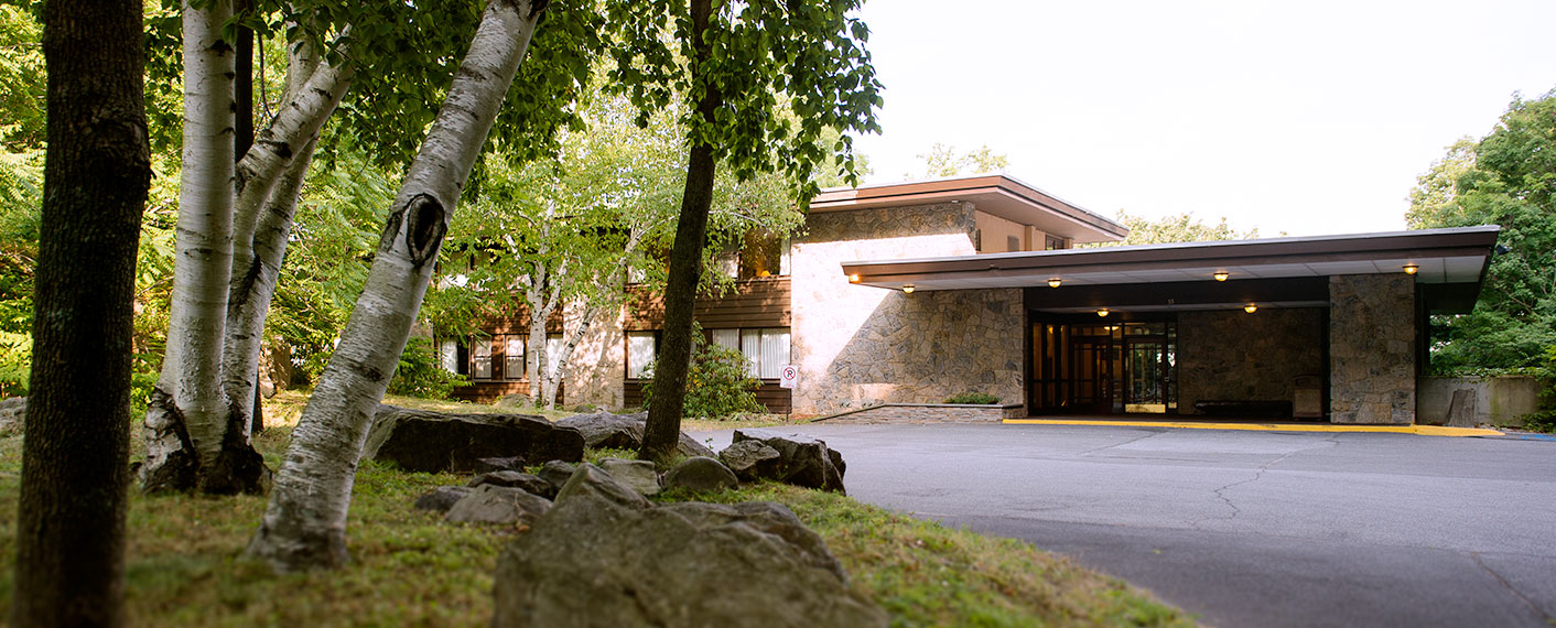 Overlook Lodge exterior